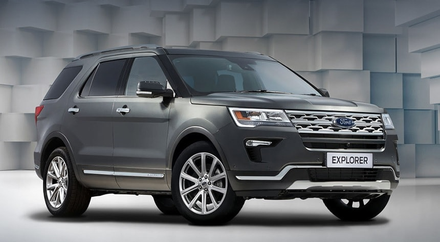 Ford Explorer 2018-2019 фото