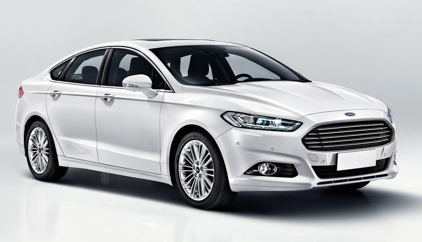 Ford Mondeo 2019 фото кузов