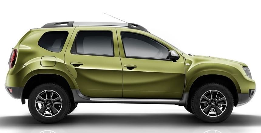 Renault Duster 2019-2020 фото